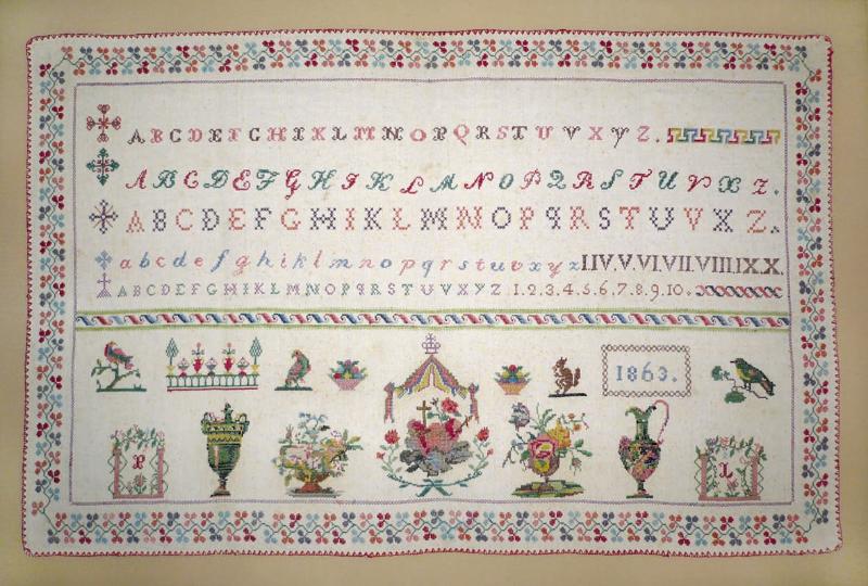 Samplers-provenienti-dalla-collezione-del-Museo-di-Palazzo-Davanzati